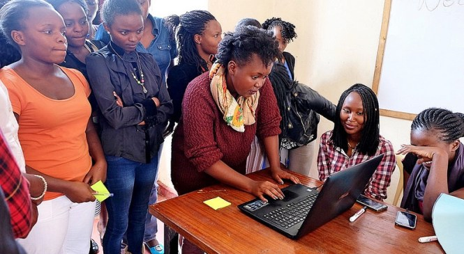 UN Women supports digital literacy clubs in Kenya