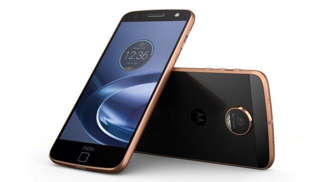 Lenovo launches new Moto Z smartphone in Kenyan market
