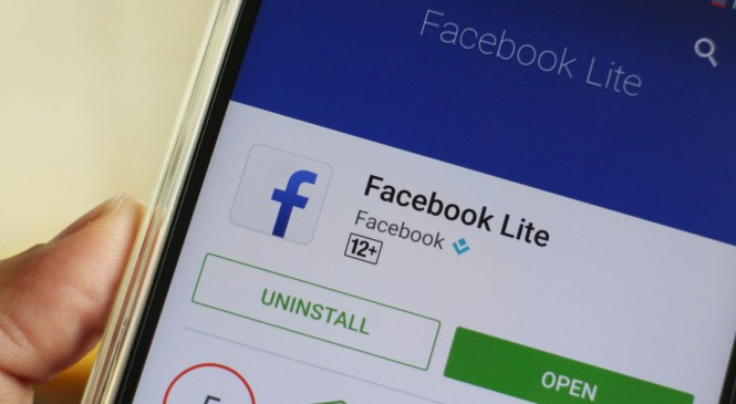 Reactions and new camera effects are coming to Facebook Lite