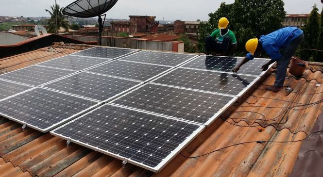 Solar revolution in Africa set to rival cellphone novelty