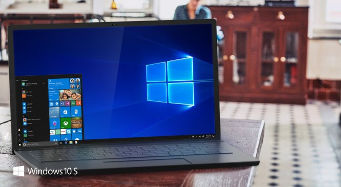 Windows 10 S : How is it different from windows 10