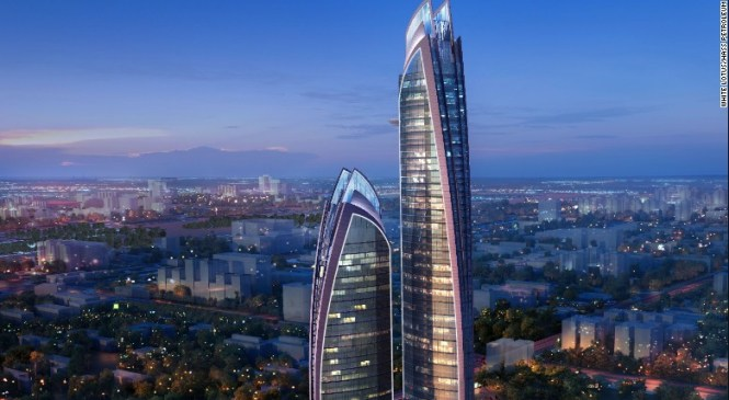 How Will Africa's Tallest Building Look Like