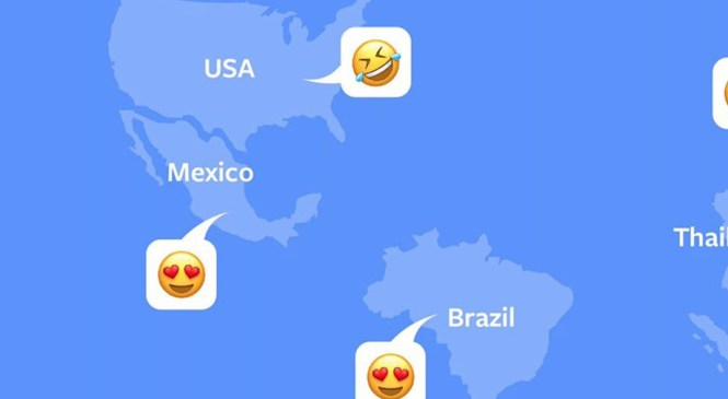 60 Million Emojis Are Used on Facebook; 5 Billion on Messenger: Where is Africa?