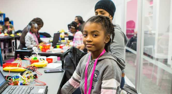 Yes, Girls Can Code in Africa!