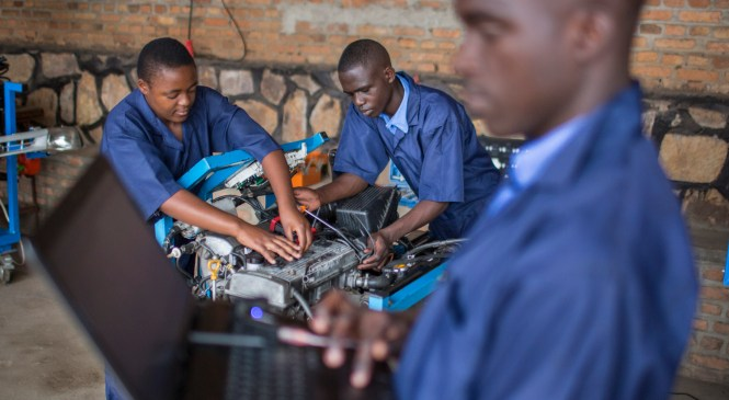 STEM and its Influence in Africa Students