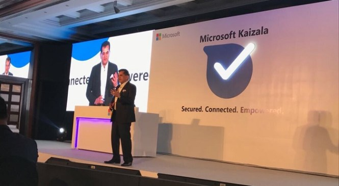 Microsoft launches Kaizala in Kenya, a messaging app for group communications and work management