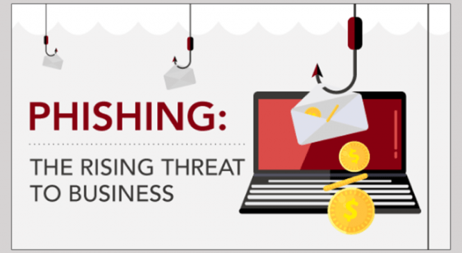 2017 Shows Increase in Businesses Attacked by Phishing Scams