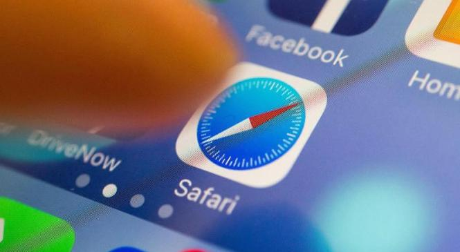 Safari joins browsers that tell you who's trying to track you