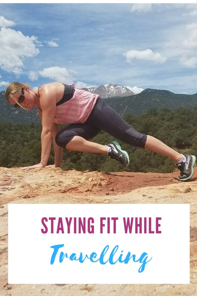 How to stay fit while on the road from the Female Vagabond