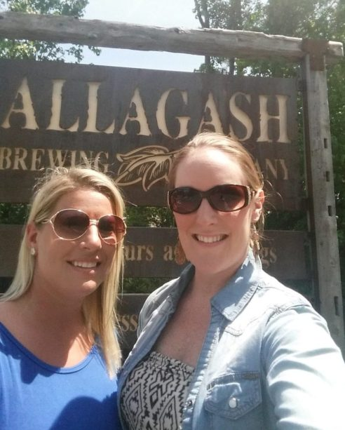 Allagash Brewing Company - A great craft brewery in VT