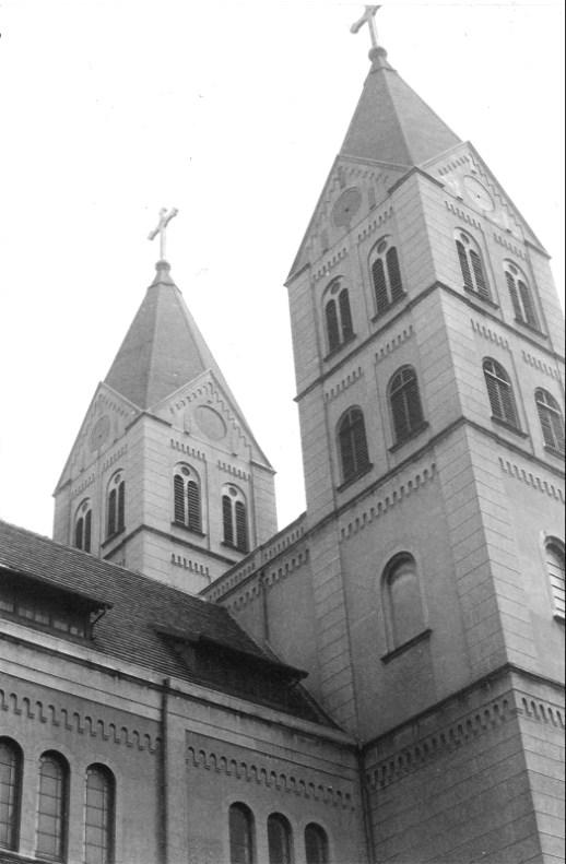 Qingdao Kirche