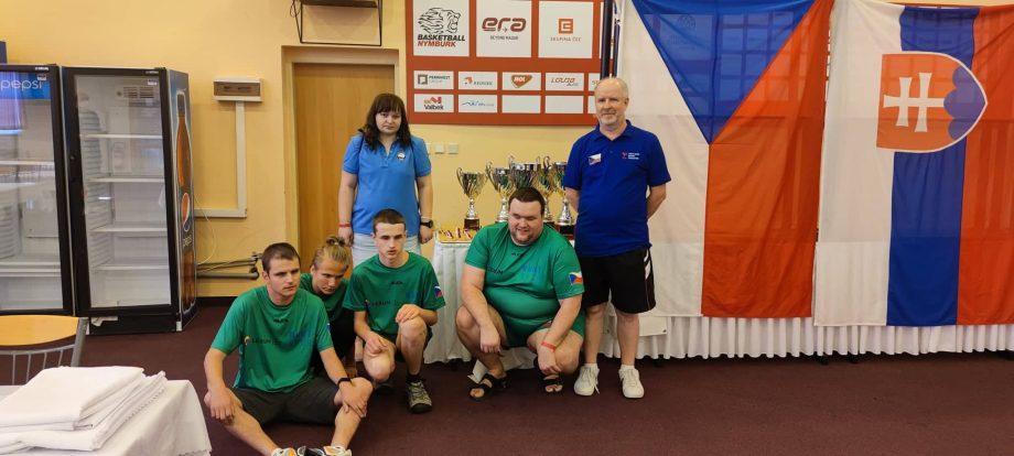 Tandem Brno na BSC Prague Showdown Cup 2021