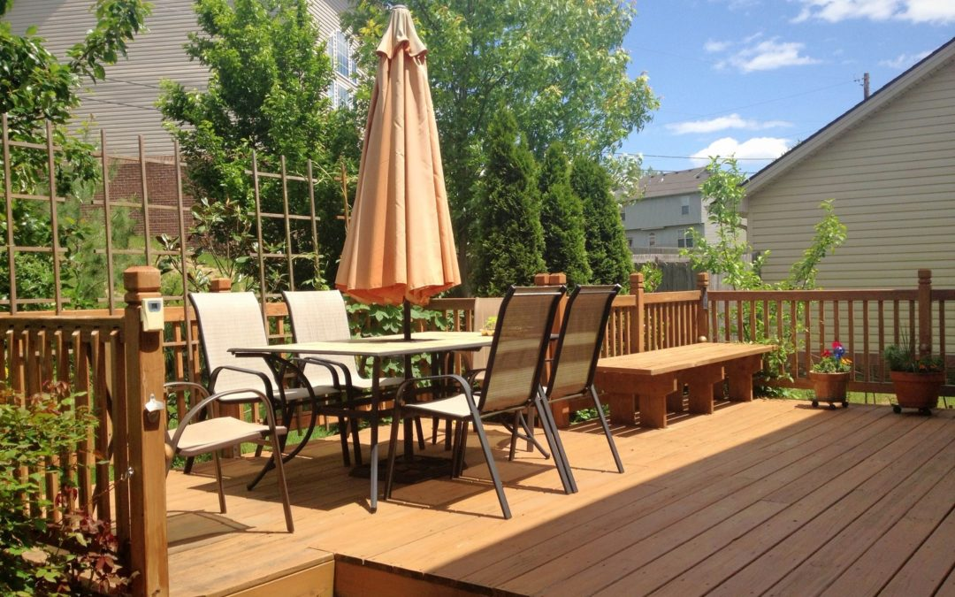 can you build a deck without footings tandem contracting