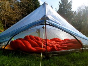 Zpack's Hexamid Twin Tent