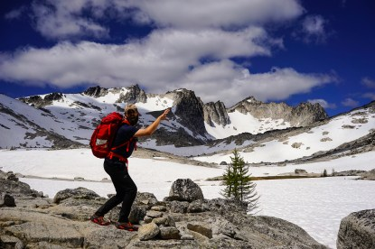 Thru hiking the Enchantments