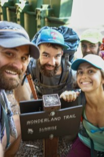 Finishing the Wonderland Trail