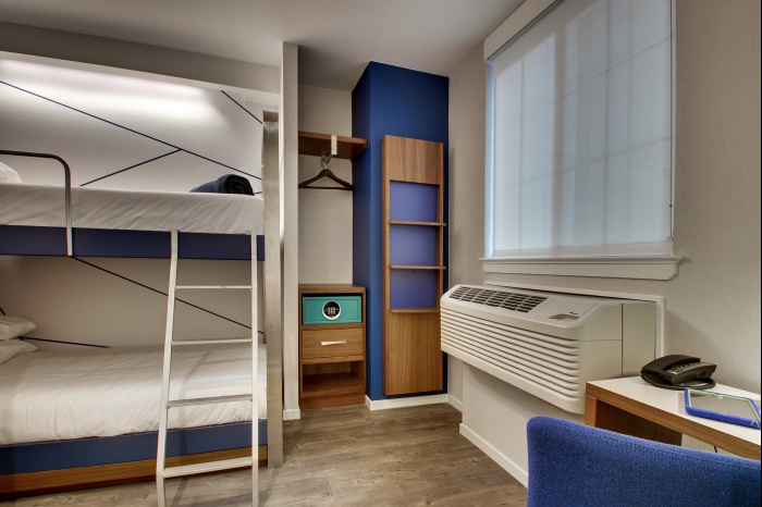 Say No More The Pod Hotel In D C Has Bunk Beds Trips