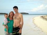 Happy Vacationers! (Sick mama)