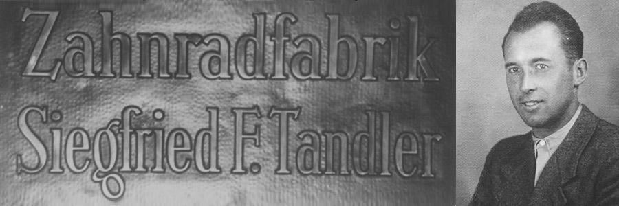 Tandler Geschichte