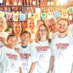 Tandoori Kitchen Anniversary