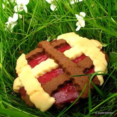 Mini pite s višnjama