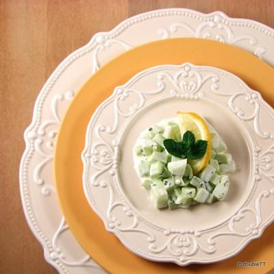 Salata od krastavaca s limun metvicom