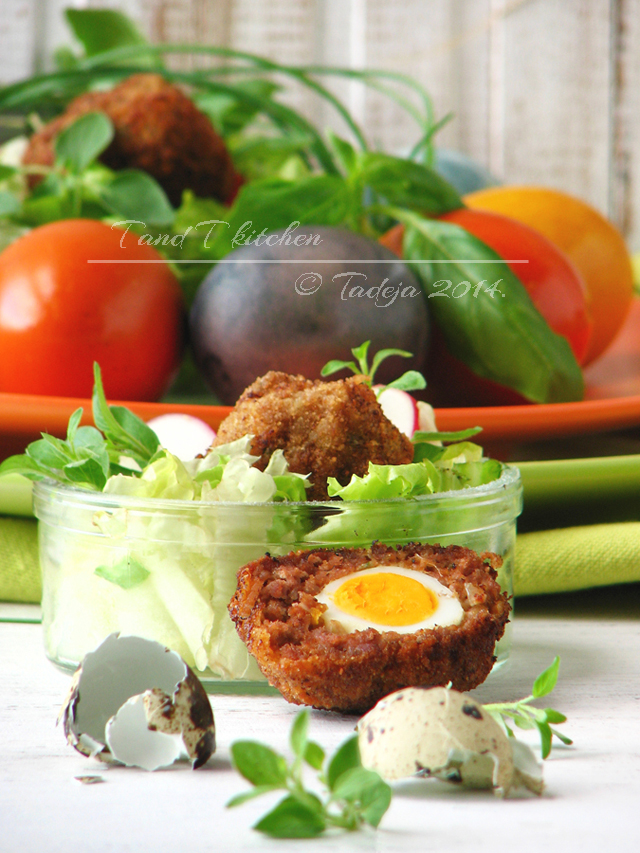 Scotch eggs - mesne pisanice 2