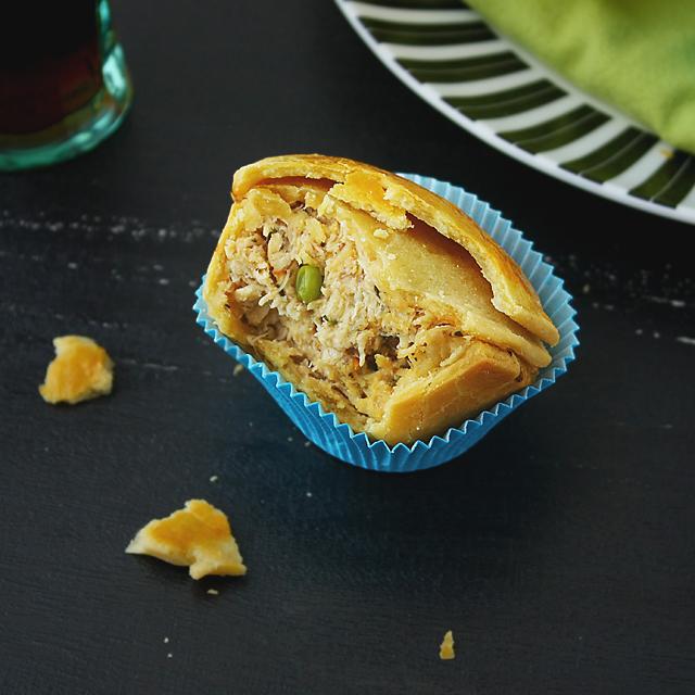 Empadinha de frango – Male pite s piletinom i što učiniti kad svijet stane 1. dio
