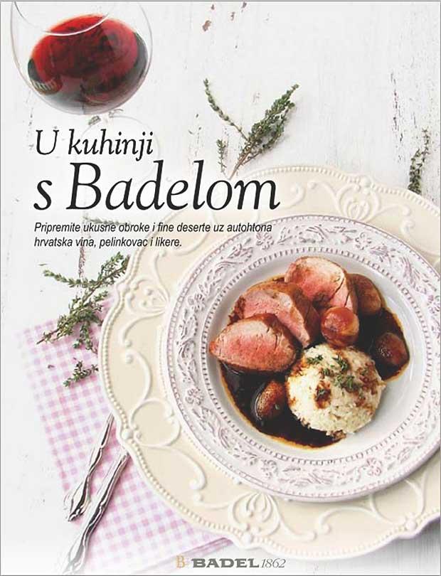 Badel - knjižica recepata