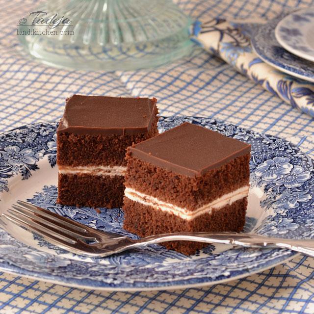:: FBI rukavice - Taste of life - kakao kolač s vrhnjem ::