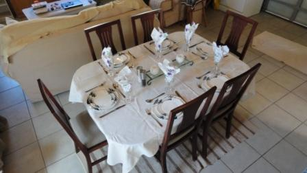 My Table For My My Luxury Dinner Party
