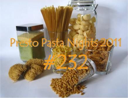 Presto Pasta Nights 232