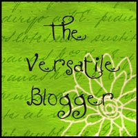 The Versatile Blogger Award Take Seven!