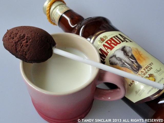 Amarula Hot Chocolate Spoons