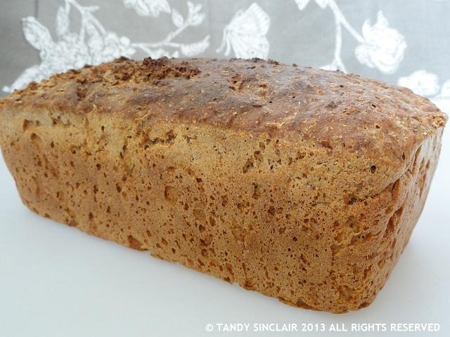 Sourdough Health Bread