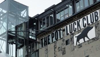 Luke Dale-Roberts The Pot Luck Club