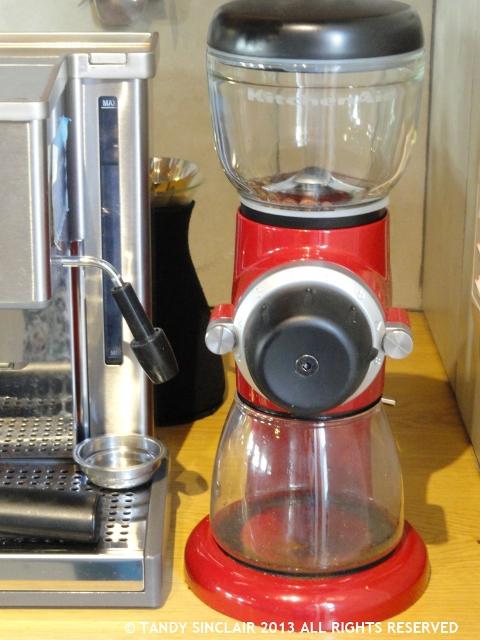 """""""Kitchen Aid Coffee Grinder"""""""