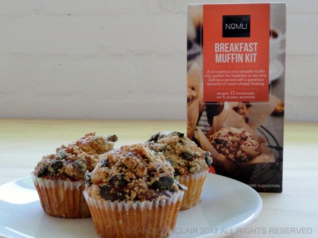 Nomu Breakfast Muffin Kit