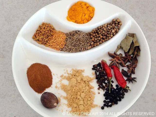 Cari Curry Powder