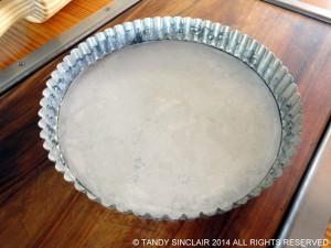 Yoghurt Pastry Step 1