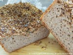 """Sourdough Whole Wheat Seed Bread"""
