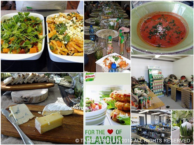 Knorr Experience Out And About Friday 11 July 2014