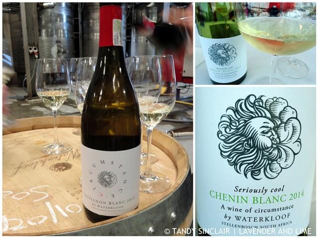 Circumstance Sauvignon Blanc and Seriously Cool Chenin Blanc