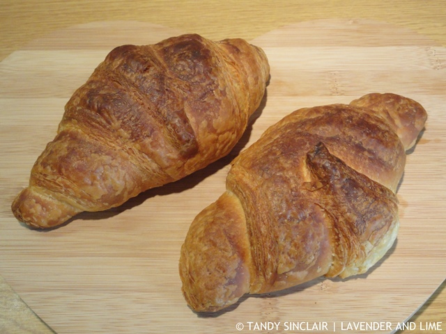 In My Kitchen October 2014 Croissants
