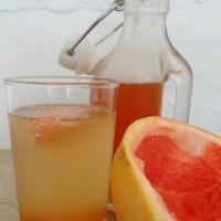Recipe For Grapefruit Cordial