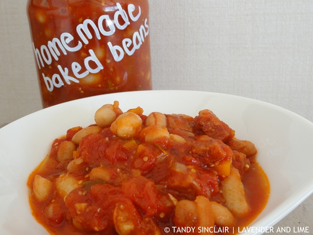 Home Made Baked Beans Food For Your Brood