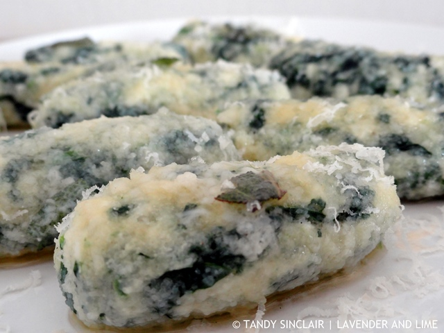 Spinach And Ricotta Gnocchi Food For Your Brood