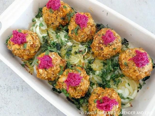 Traditional Jewish Fish Balls