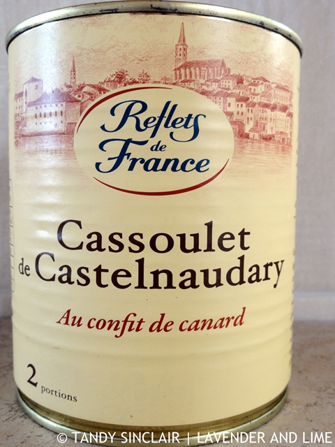 In My Kitchen June 2015 Cassoulet