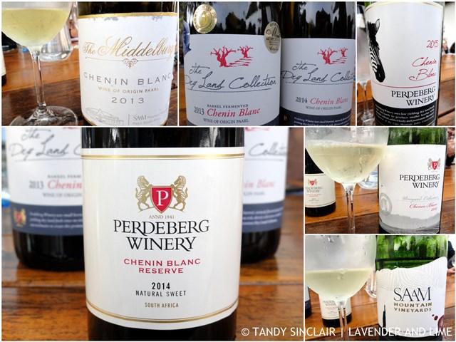 Chenin Blanc Tasting With Perdeberg